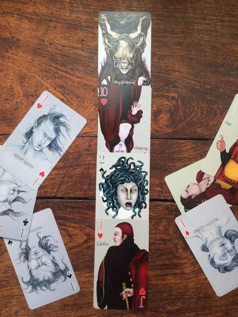 Alchemy Edition Cards